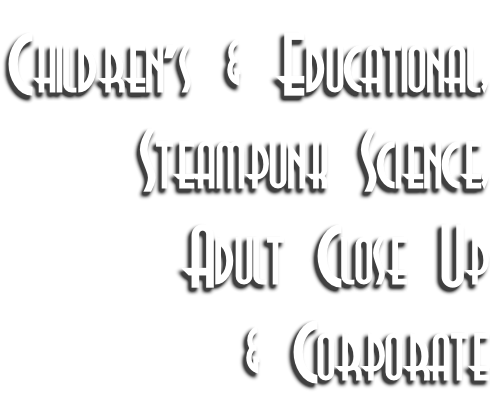 Children's & Educational, Steampunk Science, Adult Close Up & Corporate
